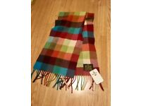 Glen Prince 100% Lambswool Scarf