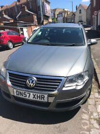 VW Passat estate, diesel, 57 plate, in good condition with new timing belt and recent full service.
