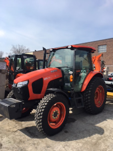 2016 Kubota M5-111 tractor for RENT