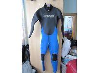 Men's Snugg Silvabak Surf Wetsuit