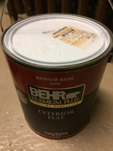 Several Can of Paint Free for Taking