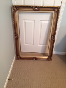 Picture Frame;Large Wooden , Toronto Art Show