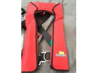 Adult Life vest Life Jacket for yacht sea boat 150 Automatic self inflating