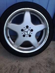 Mercedes Benz rims 18 inch New Lambton Newcastle Area Preview