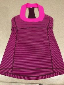 Lululemon tank tops - size 6 - excellent condition