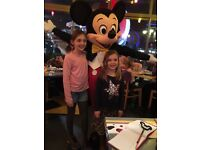 Live-in au pair wanted for wonderful girls aged 6 and 9
