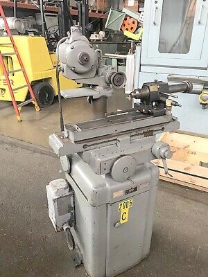 K.o. Lee Model B860 Tool And Cutter Grinder With Weldon 200 Sharpening Fixture
