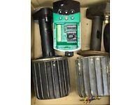 Lathe/Milling Coolant Pump with VFD