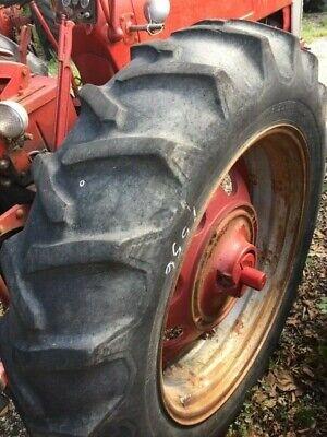Farmall 300 350 400 450 Tractor Ih Double Bevel Rim 14.9 38 Firestone Fr Tire