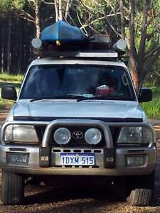 2002 Toyota LandCruiser Wagon Mullumbimby Byron Area Preview