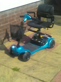 ULTRALITE 480 COMPACT MOBILITY SCOOTER