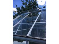 Large greenhouse in good condition for sale.