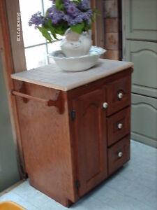 Dresser and Bowl