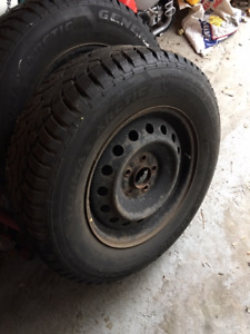 225/70 R16 1020 winter tires