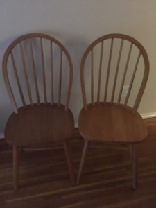 Dinning chairs $35.00 each