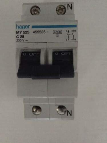 MagnetoTermico HAGER