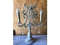 Table Light, Antique Styled, BRISSI