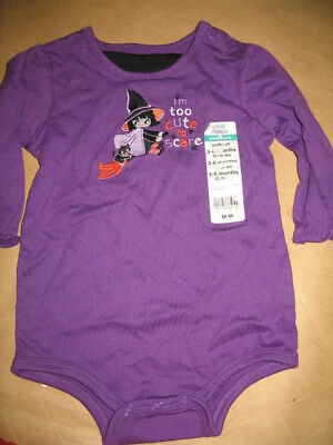 OKIE DOKIE Halloween Costume One Pc Suit Toddler Baby 3-6 Mos Nwt Clearance Sale