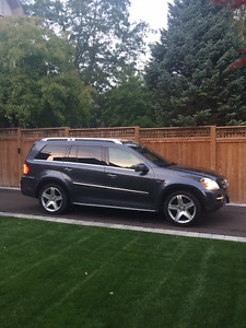 2012 Mercedes-Benz GL-350 Blutec AMG package