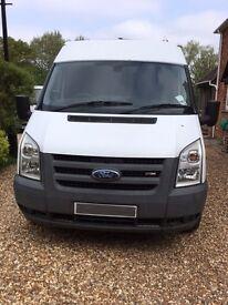 Ford Transit Van LWB 100 T350