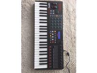 Akai MPK249 (one key not sending midi) & K&M Keyboard Stand/Accessories