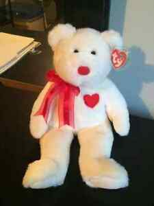 Valentino the St. Valentine's Day Bear Ty Beanie Buddy Kitchener / Waterloo Kitchener Area image 1