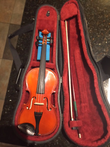 Childs 1/8 size Violin