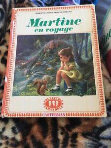 Livre Martine de 1954