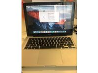 Macbook Pro Excellent condition with upgrades included