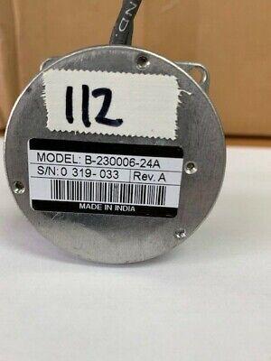 Step Motor Model B-230006-24a Rev A