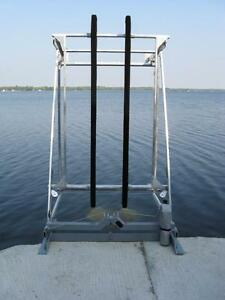 Self Storing Personal Watercraft Lift