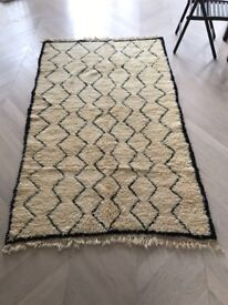 Brand New, Original Berber Rug