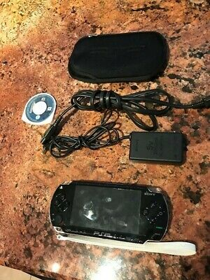 Sony - Playstation Portable -PSP 1001 - Black - MINT CONDITION