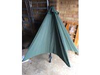 Large Green Garden Umbrella