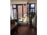 Bright Double Room in cool Warehouse Conversion | Inc Bills | Roof Terrace | Amazing location