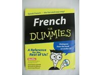 French For Dummies with CD