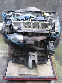 Renault 2.2DCI G9T 743 stripping engine for parts