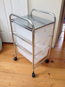 Cart with Drawers
