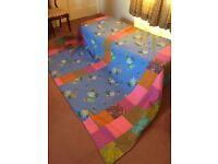 Designer Italian quilted bedspread - Bassetti