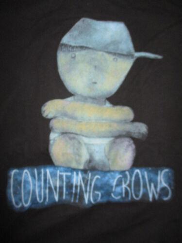 "2014 COUNTING CROWS ""Somewhere Under Wonderland"" Concert Tour (MED) T-Shirt"