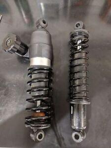 2017 Roadglide Adjustable rear shocks
