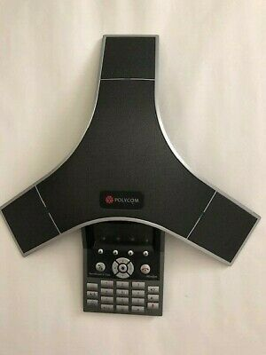Polycom Soundstation Ip 7000 Handsfree Voip Conference Telephone - Station Only