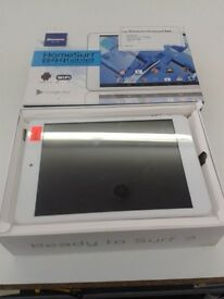 HomeSurf 844 8GB Android Tablet - Nice and Clean Condition - £59 - Boxed