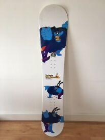 The Beatles Yellow Submarine Limited Edition 156cm GNU Snowboard