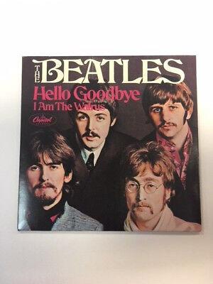 Beatles Hello Goodbye  I Am The Walrus Promo Cd