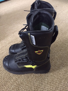 """HAIX 10"""" FIRE FLASH EXTREME BOOT FOR WILDLAND FIREFIGHTING USAR"""