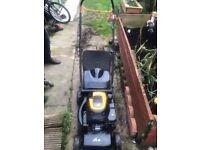 McCulloch Petrol Lawn Mower.