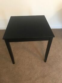 Black Ikea Danhult Table - Great Condition