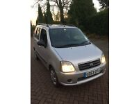 Silver Suzuki Wagon R plus with New MOT £950 ovno