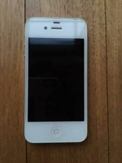APPLE iPhone 4s - 64GB - White Smartphone + EXTRAS Concord Canada Bay Area Preview